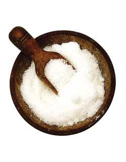 Alimentos ricos em bicarbonato