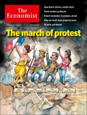 protestos históricos