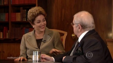 Dilma e Jo